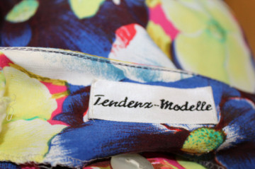 Rochie retro Tendenz Modelle anii 90