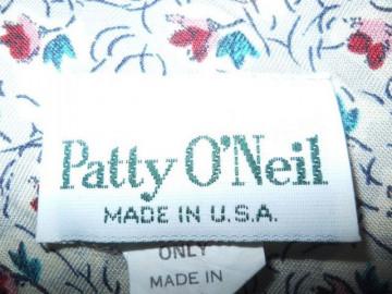 "Rochie vintage ""Patty o'Neill"" anii '70"