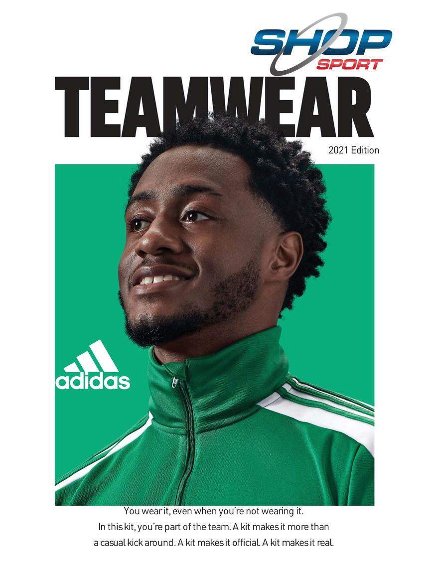Catalog Adidas 2021 - Shop Sport