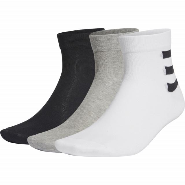 Set 3 perechi sosete Adidas 3-Stripes Ankle
