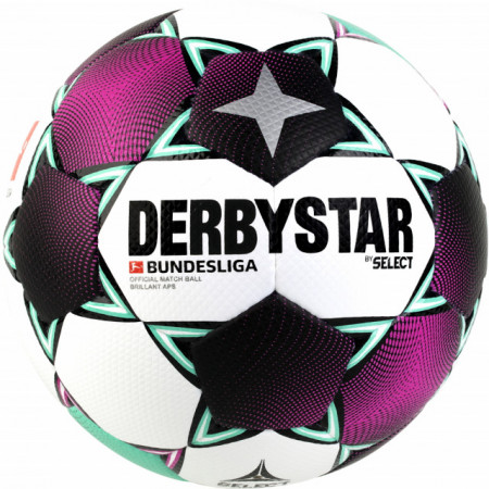 Minge fotbal Select Derbystar Bundesliga Brillant - oficiala de joc