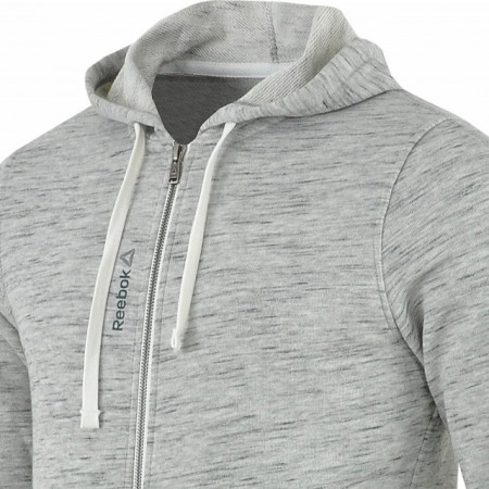 Hanorac Reebok Elements Pop Slub Full Zip pentru barbati