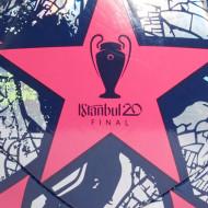 Minge fotbal Adidas Finale Istanbul Training