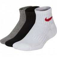 Set 3 perechi sosete Nike Everyday Cushioned Ankle