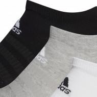 Set 3 perechi sosete Adidas Light Low