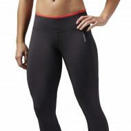 Pantaloni Reebok Workout PP Capri 3/4 pentru femei
