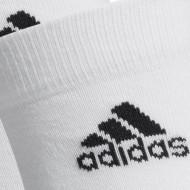 Set 3 perechi sosete Adidas Light Crew