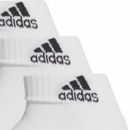 Set 3 perechi sosete Adidas Cushioned Ankle