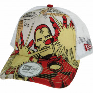 Sapca New Era Iron Man