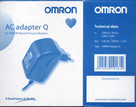 Poze Adaptor retea pentru tensiometru Omron