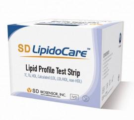 Poze Teste profil lipidic LipidoCare