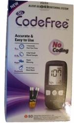Glucometru SD Code Free si 60 de teste