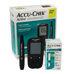 Glucometru Accu Chek Active Cu 60 Teste