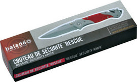 Poze Cutit security BALADEO RESCUE