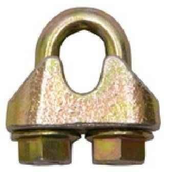 Bride legare cablu otel 12mm