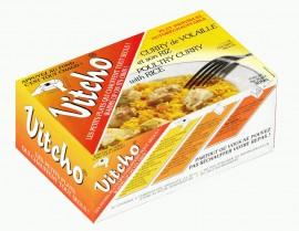 Poze Pui cu curry  / Pranz cu auto-incalzire