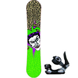 SET COMPLET SNOWBOARD - PLACA JOKER 150 images