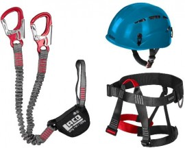 Poze Kit complet VIA FERRATA