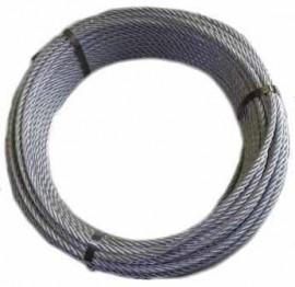 Cablu otel zincat 6X19 DN14 diametru 14mm images