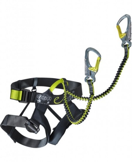 Poze Ham EDELRID JESTER cu set Via ferrata integrat New!