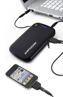 Poze Incarcator portabil universal PEBBLE™ Pro-XT 13200mAh