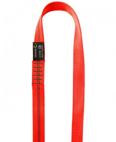 Bucla chinga EDELRID X-Tube 25mm x 60cm - 30KN