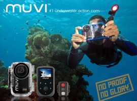 Poze CAMERA VIDEO HANDSFREE MUVI™ HD NPNG – SPECIAL EDITION