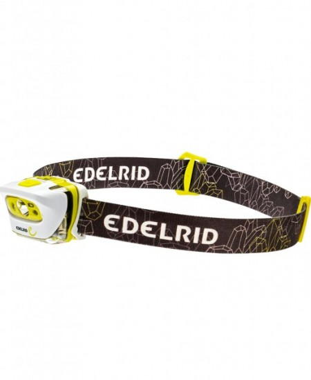 Lanterna frontala EDELRID Cometalite