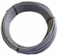 Cablu otel zincat 6X19 DN12 diametru 12mm