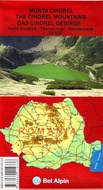 Harta turistica MUNTII CINDREL