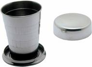 Pahar pliabil BALADEO Travel cup Inox