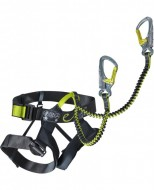 Ham EDELRID JESTER cu set Via ferrata integrat New!
