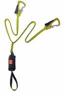 Set via ferrata EDELRID CABLE RENT