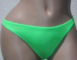 slip tanga KELLY-verde neon
