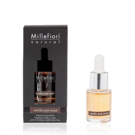 Vanilla and wood - Rezerva parfum hidrosolubil pentru Odorizant aromaterapie Hydro