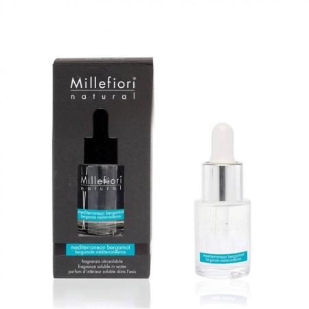 Mediterranean bergamot Rezerva parfum hidrosolubil pentru Odorizant aromaterapie Hydro