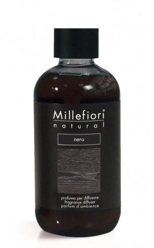 Rezerva parfum Millefiori Milano aroma NERO Bois de cedre