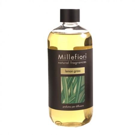 Rezerva parfum Millefiori Milano aroma Lemon grass