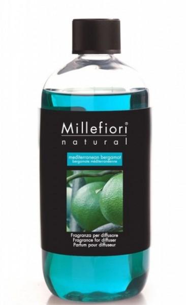 Rezerva parfum Millefiori Milano aroma Mediteranean bergamot