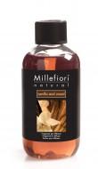 Rezerva de parfum pentru odorizant de camera cu betisoare Millefiori Milano aroma Vanilla&Wood