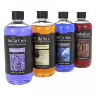 Rezerva parfum pentru odorizant de camera cu betisoare Millefiori Milano - 500ml diverse arome