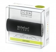 ODORIZANT AUTO Millefiori Milano - Oxygen (aroma fresh, de citrice)