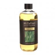 Rezerva de parfum pentru odorizant de camera cu betisoare Millefiori Milano aroma Lemon grass