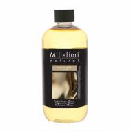 Rezerva de parfum pentru odorizant de camera cu betisoare Millefiori Milano - Mineral Gold