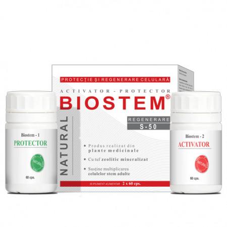 Biostem Natural - 2 x 60 capsule