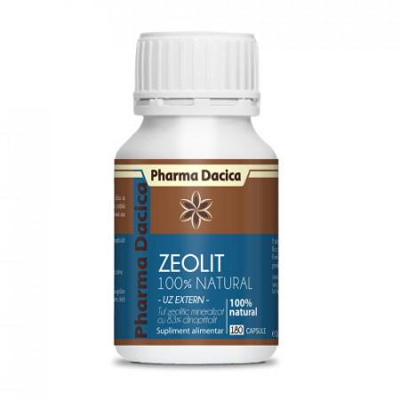 ZEOLIT 100 % NATURAL - 180 CAPSULE