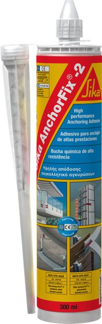 Sika anchorfix 2 substanta chimica pt ancorari 300 ml - Sika anchorfix 3 ...
