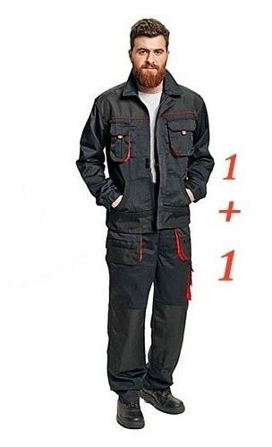 Costum pantaloni de lucru cu jacheta