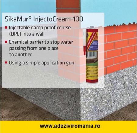 SikaMur Injectocream 100 600 ml