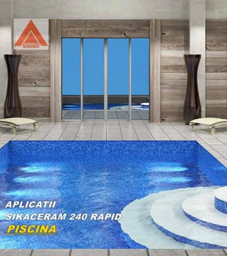 Adeziv RAPID SikaCeram 240 clasa C2FT